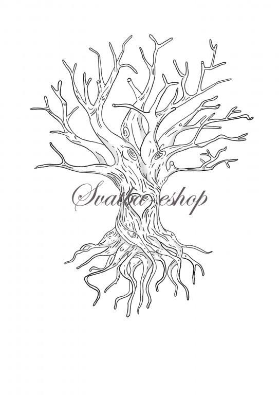 Svatební stromy přání od 99 Kč - Obrázek č. 12