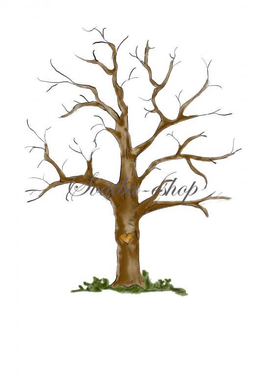 Svatební stromy přání od 99 Kč - Obrázek č. 13