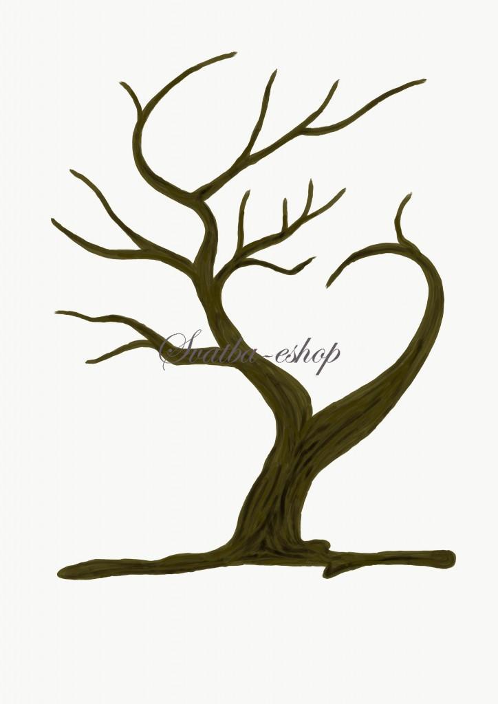 Svatební stromy přání od 99 Kč - Obrázek č. 17