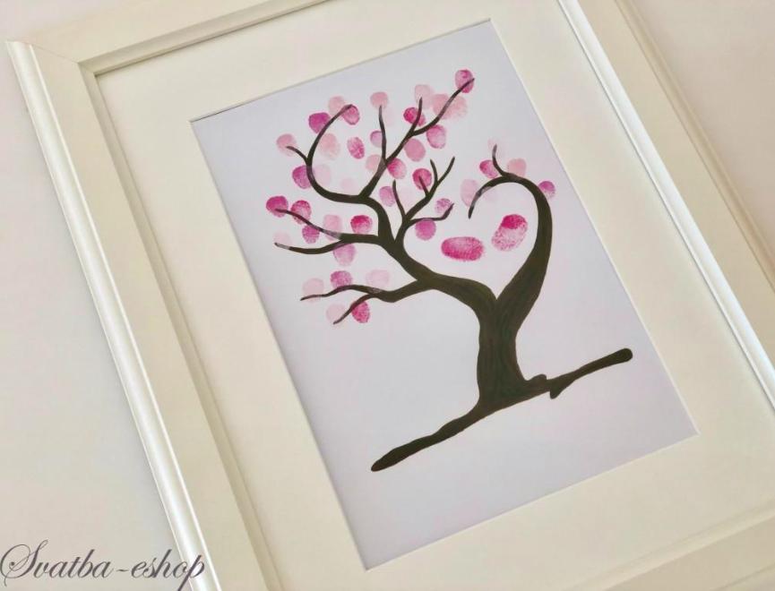 Svatební stromy přání od 99 Kč - Obrázek č. 18
