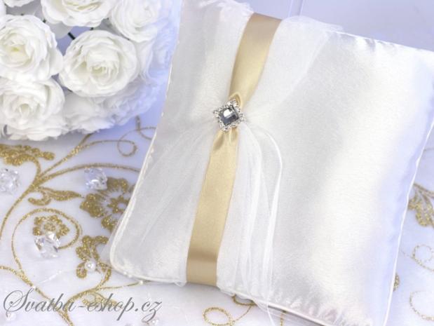 Svatba-eshop - polštářky pod prstýnky