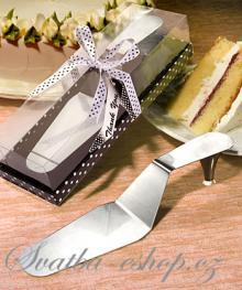 Svatba-eshop - servírovací lopatky na dort
