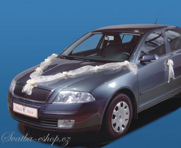 Svatba-eshop - Svatební šerpy na auto