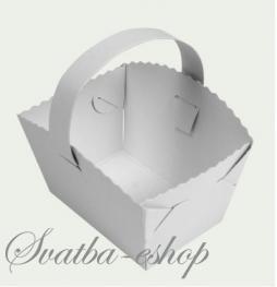 Košíčky na svatební koláčky - Obrázek č. 1
