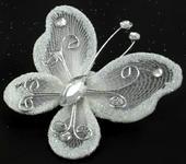 Motýlek bílý,