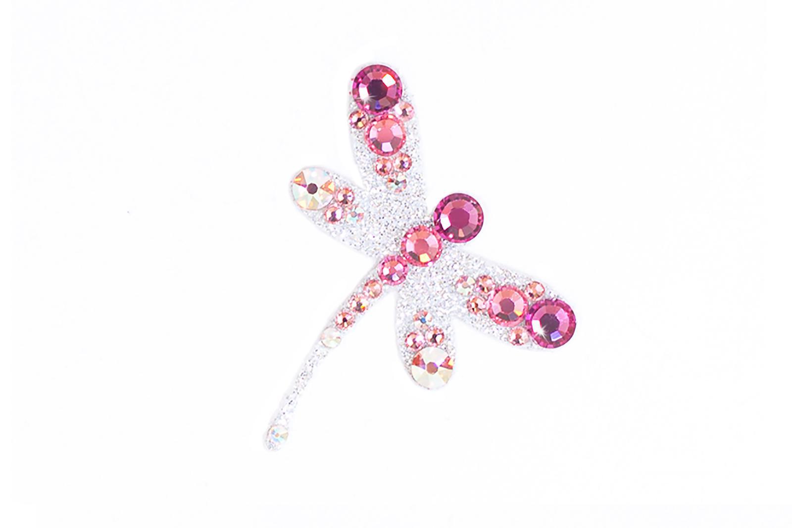 SO.nia nalepovací šperk Harmony růžový 1 ks - Obrázek č. 1