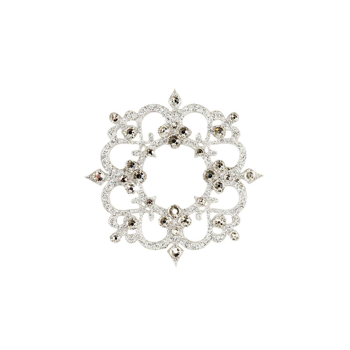 SO.nia nalepovací šperk Rome čirý 1 ks - Obrázek č. 1