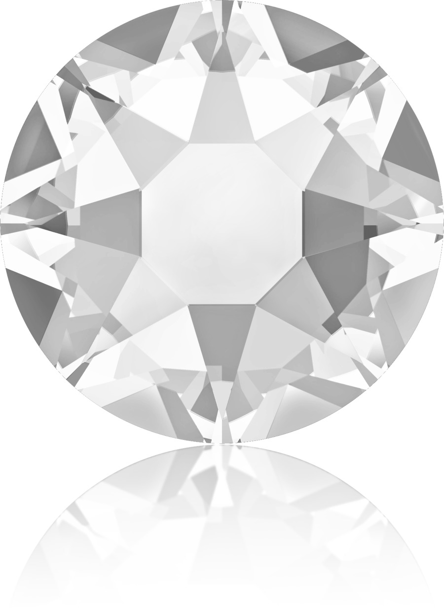 SO.nia nalepovací krystaly 3 mm Rhinestones 40 ks - Obrázek č. 1