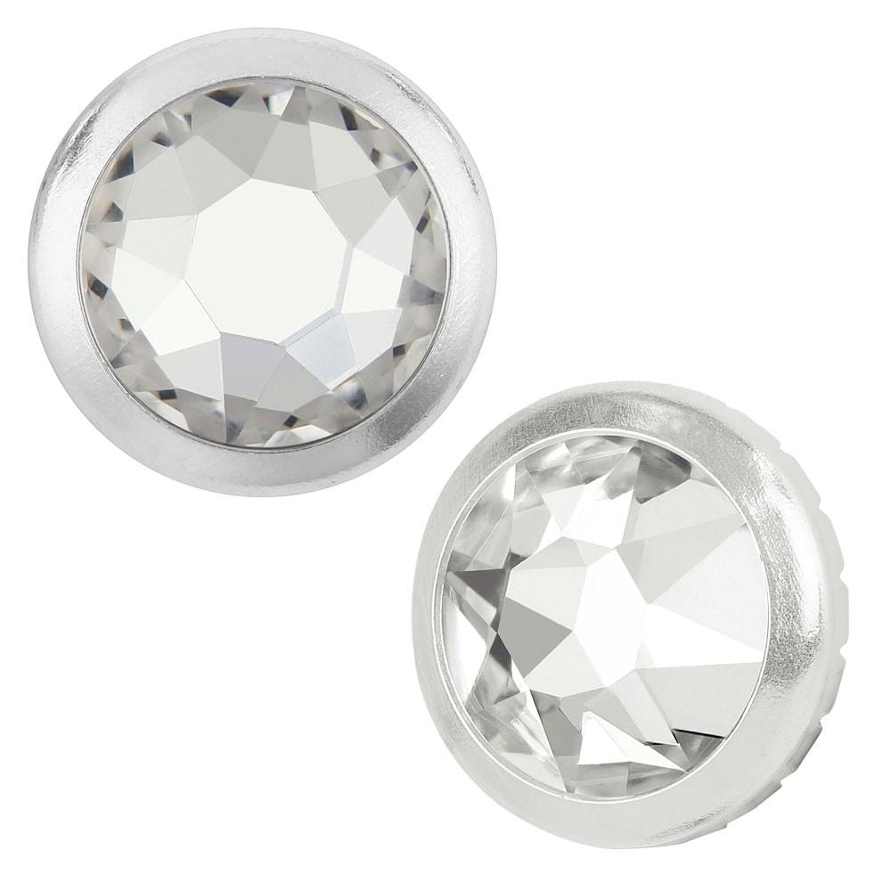 SO.nia krystaly Swarovski 4 mm s kovovým lemováním - Obrázek č. 1