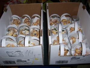 Malá ukázka rozvozu koláčků :)