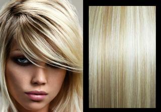 Pokud by mi nenarostly dostatečně dlouhé vlasy, necháme prodloužit metodou Clip-in