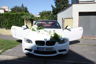 Moje krásné autíčko :)