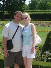 A to jsme my - na dovolené v jižních Čechách.