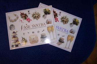 nezbytná svatební kniha na všechny informace