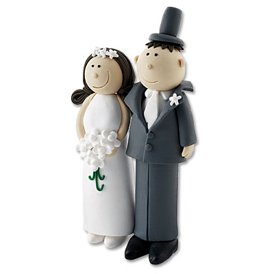 Moja fialova svadba - Super figúrky