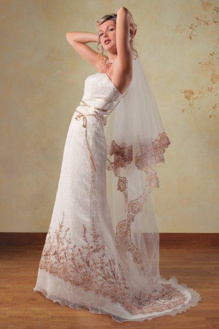 Svatební šaty - růžové i červené až do bordó - Obrázek č. 41