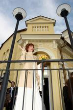 Pred svadobkou vila Kostalova