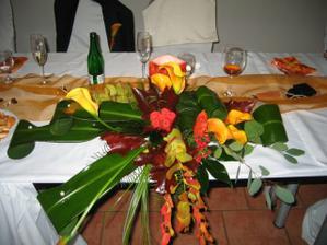 hlavna zardiniera,jesenne dekoree