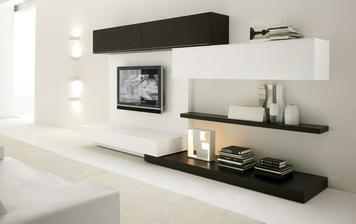 Moc se mi líbí bílý lakovaný nábytek