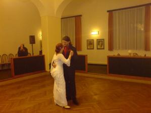 1. novomanželský tanec - My Way