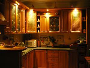 Kuchynka večer