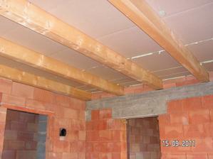 stropy hotové