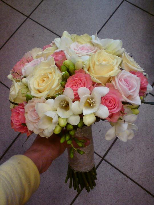 Svadobné kytičky - Obrázok č. 102