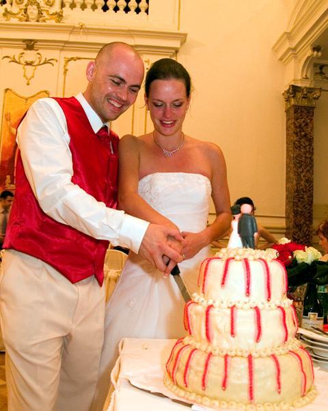 Erika Kadlubekova{{_AND_}}Steven McGowan - Chudina torta sa topila...bolo strasne horuco!!!