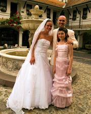 Stevova dcerka Lauren :)