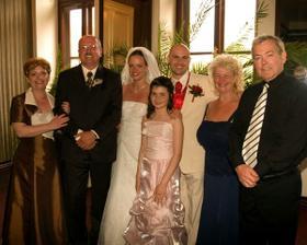 Spolocna fotka s rodicmi :)