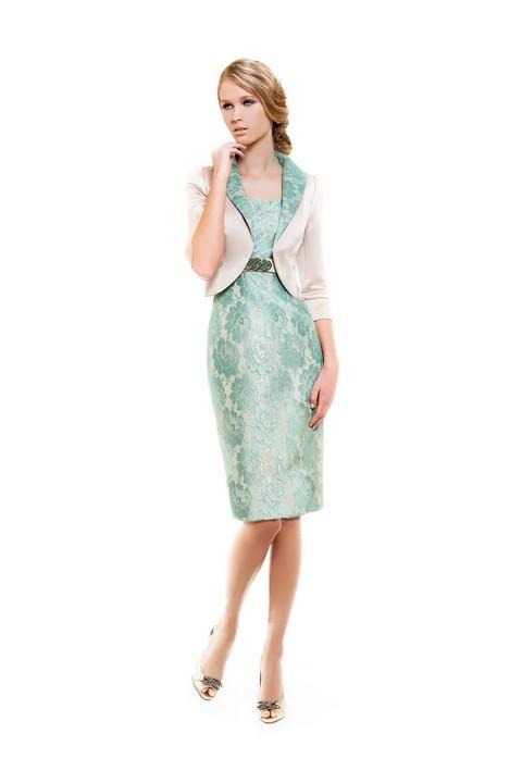 01741ad4997b Krátke šaty a kostýmy pre svadobné mamy 2016 - Kostýmy a šaty pre svadobnú  mamu Svadobný salón Valery -
