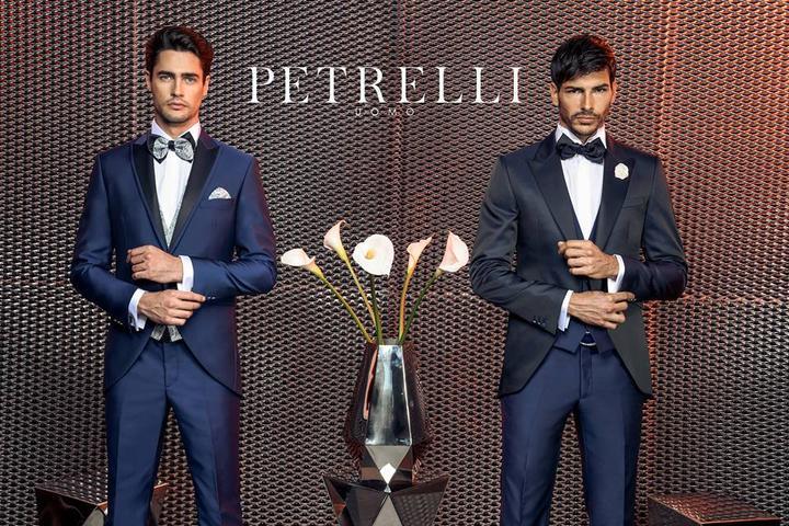 b58fc2e7df3b Luxusné svadobné obleky Petrelli 2017 - Luxusný svadobný oblek ...