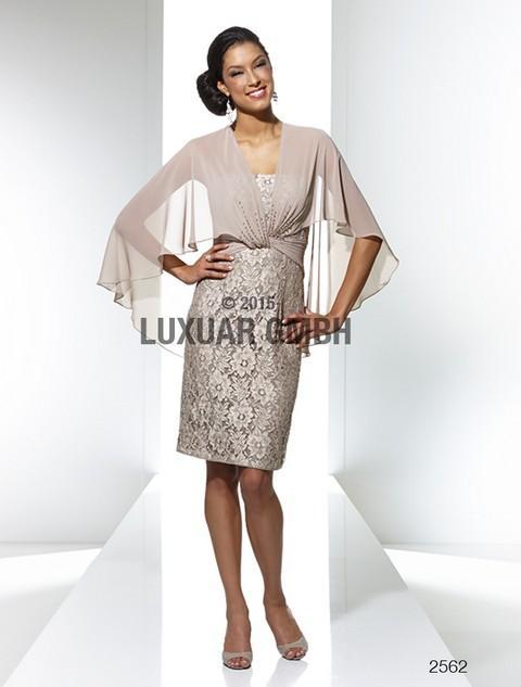 5572aacce Nové krátke spoločenské šaty - Šaty pre svadobnú mamu Svadobný salón Valery  - | Mojasvadba.sk
