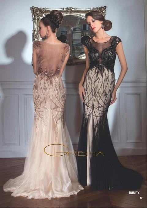 e396bb3e24d Spoločenské šaty kolekcia 2017 - Luxusné spoločenské šaty Svadobný salón  Valery -