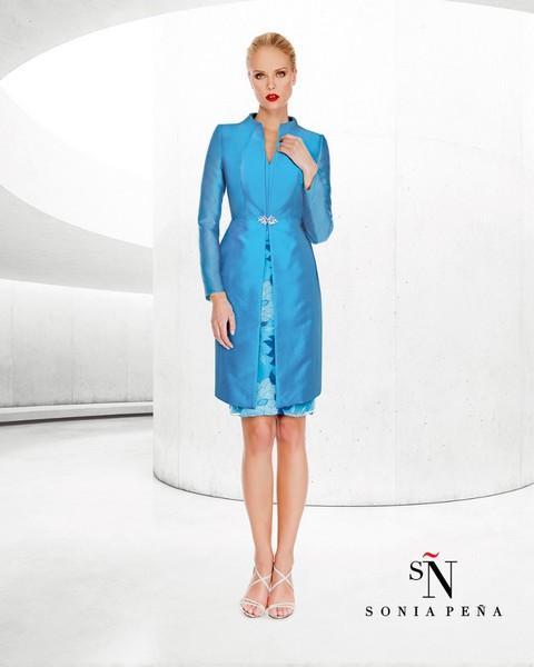 608c6780b Kostýmy a šaty pre svadobné mamy Sonia Peňa 2017 - Kostýmy a šaty pre svadobnú  mamu Svadobný salón Valery - | Mojasvadba.sk