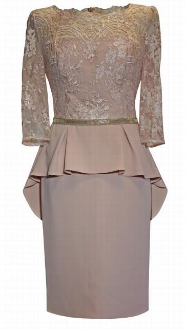 2e6aace6c2f8 Krátke šaty a kostýmy pre svadobné mamy 2017 - Kostýmy a šaty pre ...