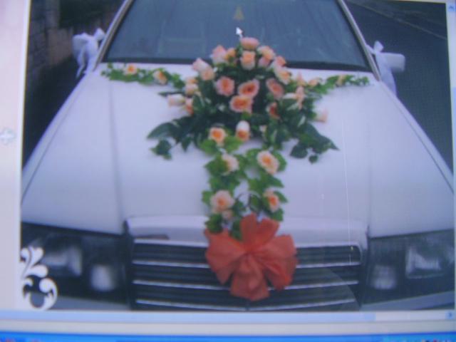 Naša svadba 24.11.2007 - a mozno budu taketo kvietky