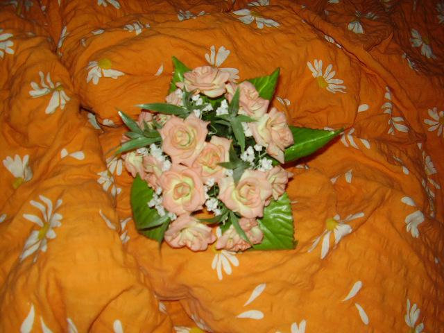 Naša svadba 24.11.2007 - takato kyticka to bude