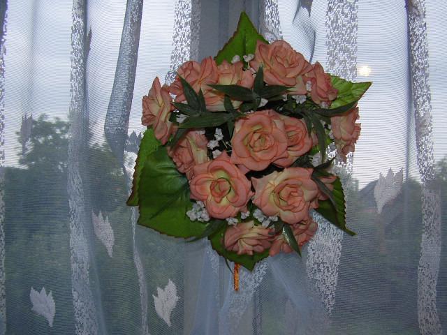 Naša svadba 24.11.2007 - a takto z ineho uhla :)
