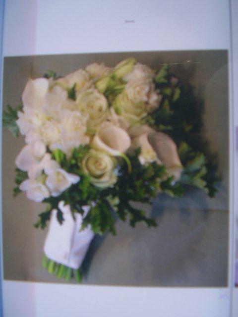 Naša svadba 24.11.2007 - tato kytica sa mi paci