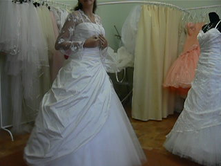 Naša svadba 24.11.2007 - a takto na mne :)