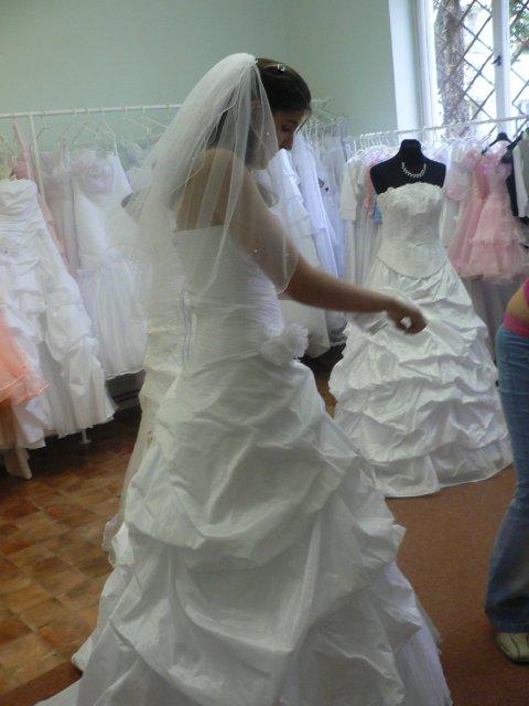 Naša svadba 24.11.2007 - aj so zavojom :)