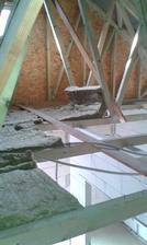 Tepelná izolácia strop