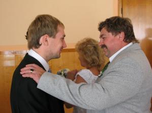 Srdečné přání otce synovi.