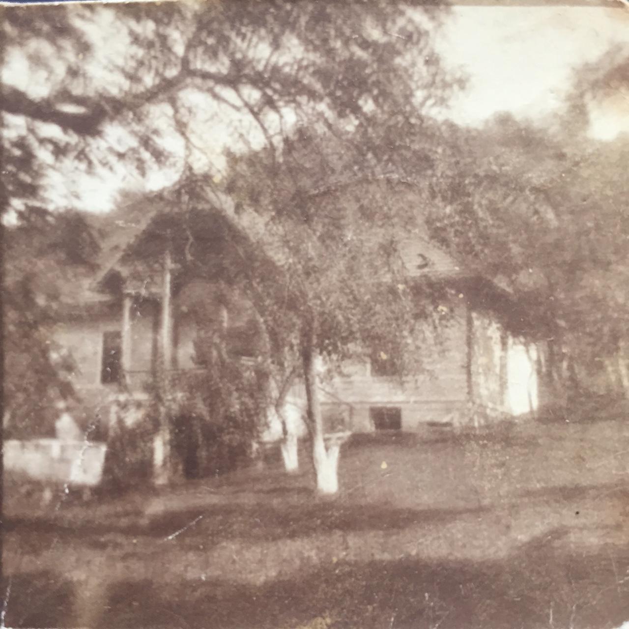 Na samote u lesa - leto 1919