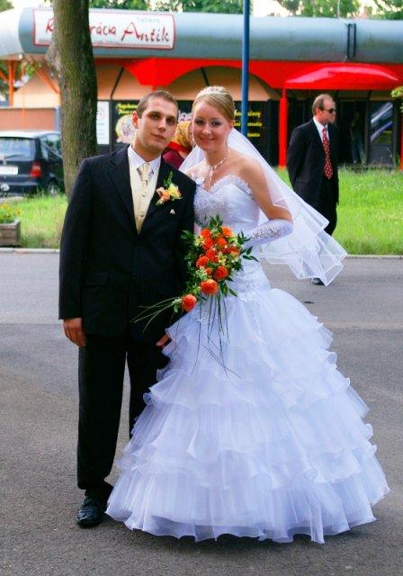 Zuzana{{_AND_}}Ladislav - ...ide sa do kostola...