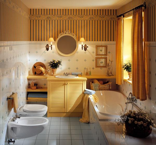 Kúpelne na štýl vidieka - Obrázok č. 4