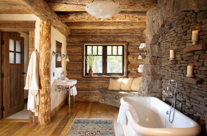 Kúpelne na štýl vidieka - Obrázok č. 6