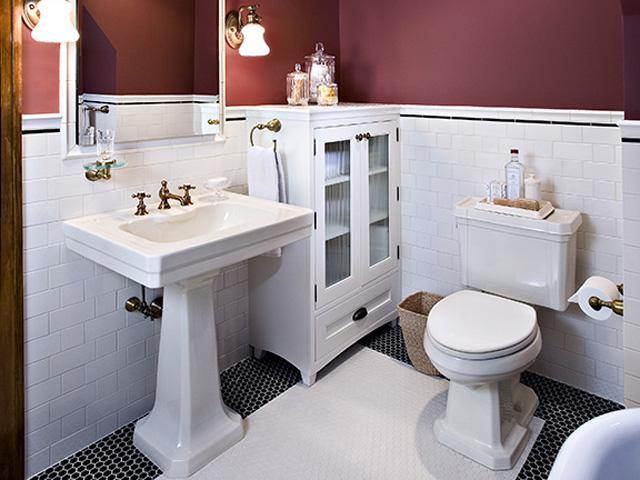 Kúpelne na štýl vidieka - Obrázok č. 15