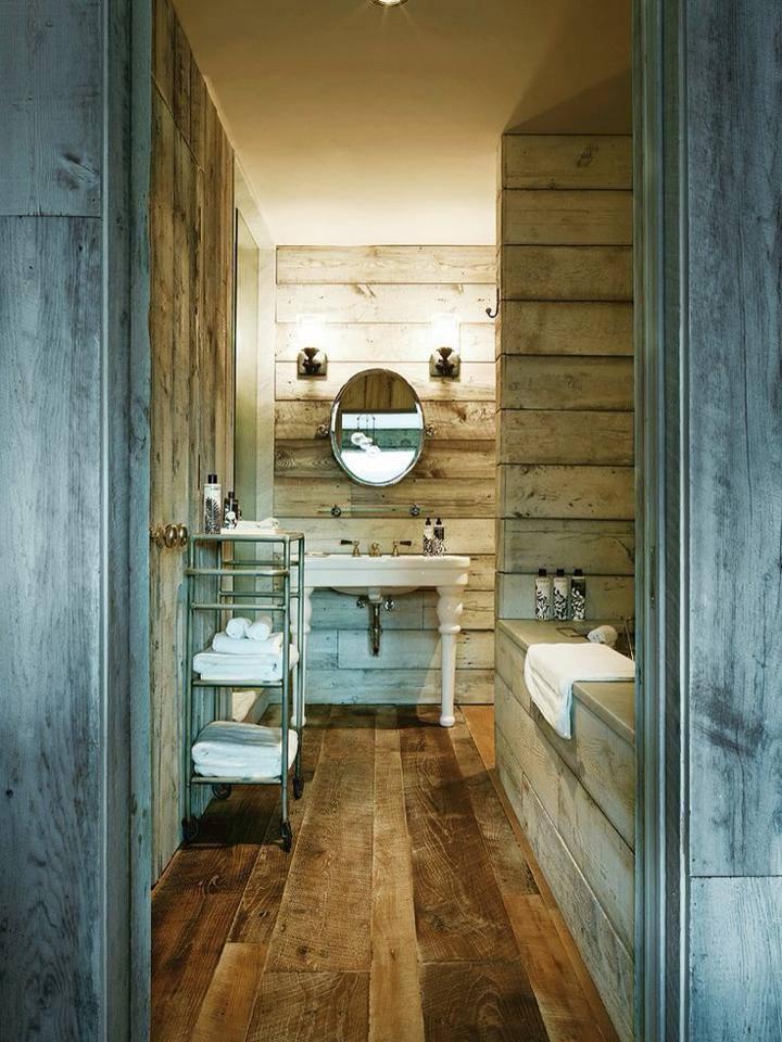 Kúpelne na štýl vidieka - Obrázok č. 20